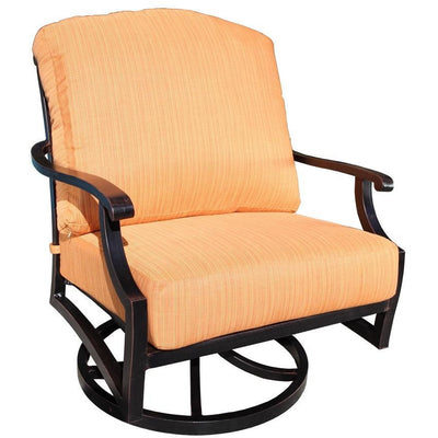 Regency Outdoor Lounge Swivel Rocker
