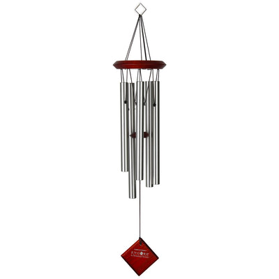 Silver Polaris Wind Chime