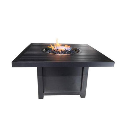 "Monaco 42"" Outdoor Square Firepit"
