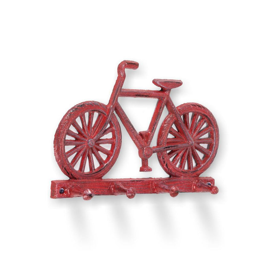 Bicycle Wall Hook, Red