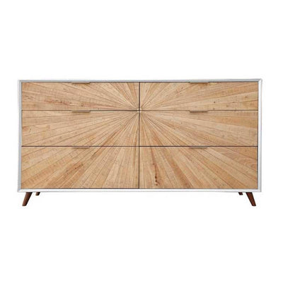 Casablanca 6 Drawer Dresser