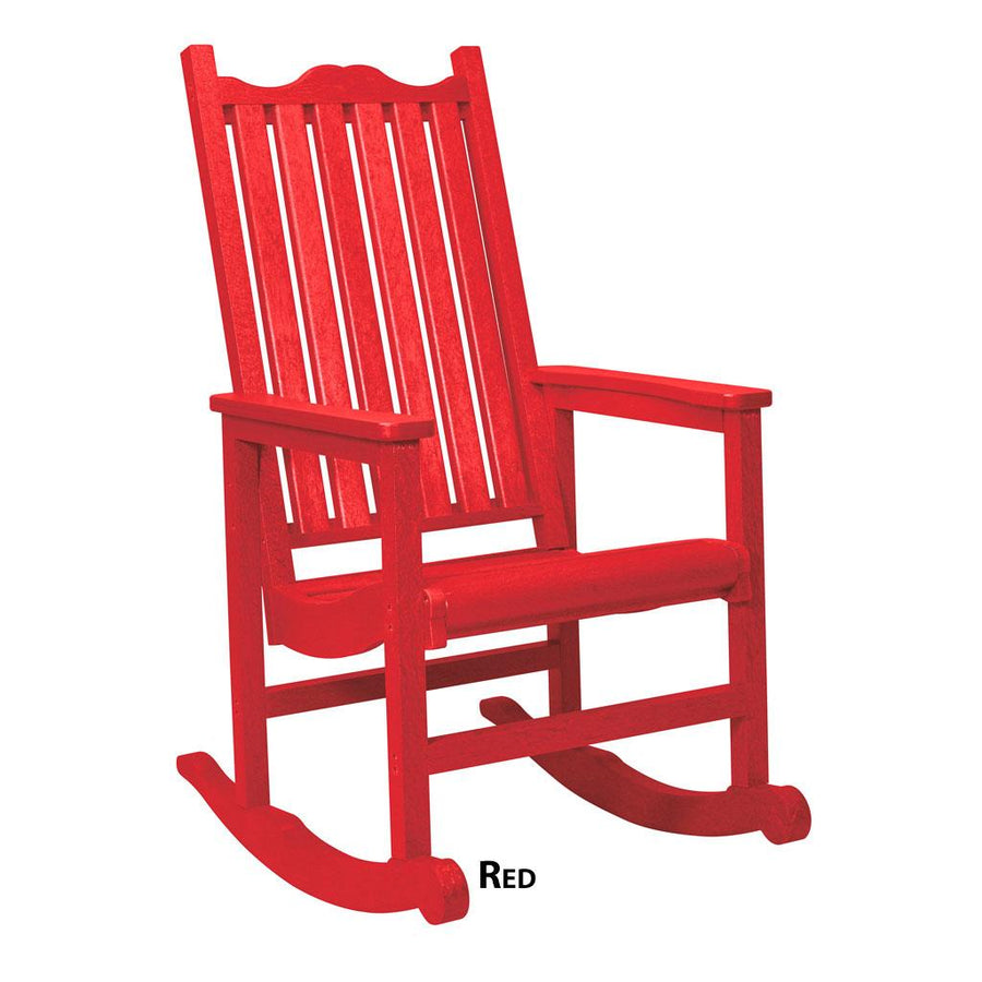 C.R. Plastics Porch Rocker