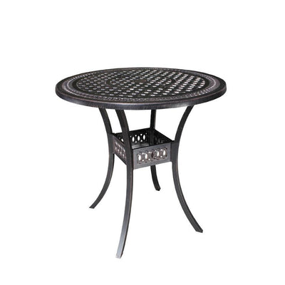 "Pure 42"" Round Balcony Height Table"