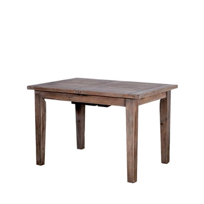 Irish Coast Small Extension Dining Table, Sundried