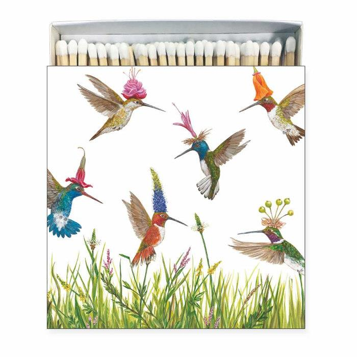 Paperproducts Design Meadow Buzz Square Matches