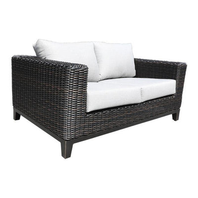 Aubrey Outdoor Loveseat