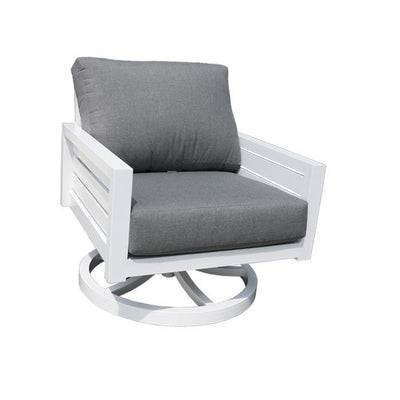 Gramercy Outdoor Swivel Rocker