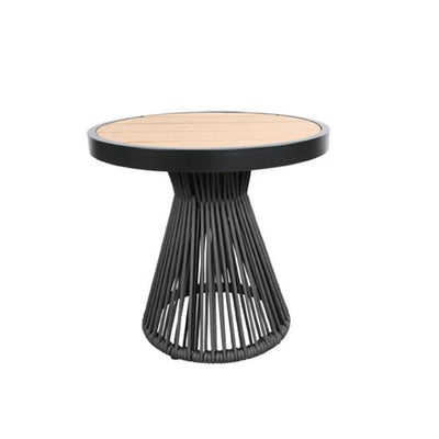 "Cove 24"" Outdoor Round Side Table"