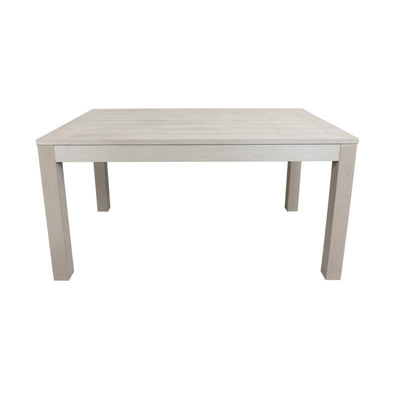 "Chateau 60"" x 29"" Outdoor Dining Table"