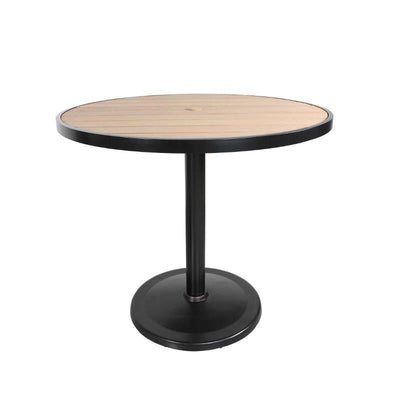 Kensington Round Pedestal Bar Table, 48""