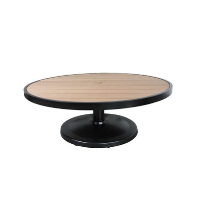 Kensington Round Pedestal Coffee Table, 48""
