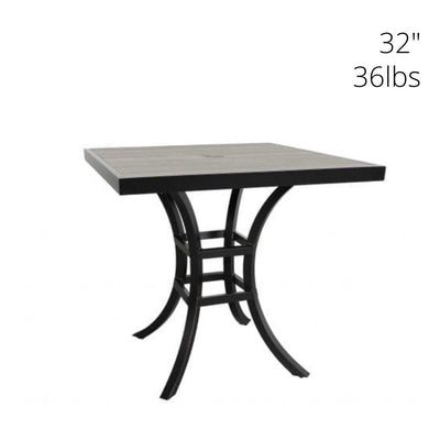 Kensington Square Dining Table, 32""