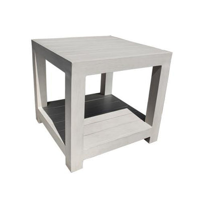 "Venice 23"" Outdoor Square Side Table"
