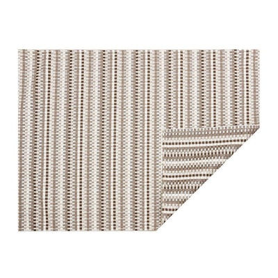Chilewich Heddle Woven Mat Pebble