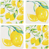 Lemon Coasters