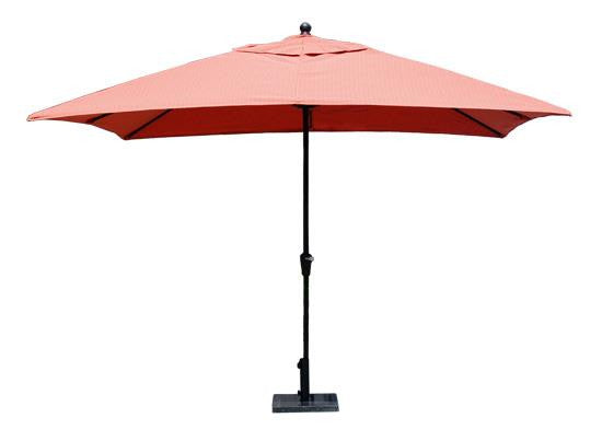 8x11 Rectangular Patio Umbrella