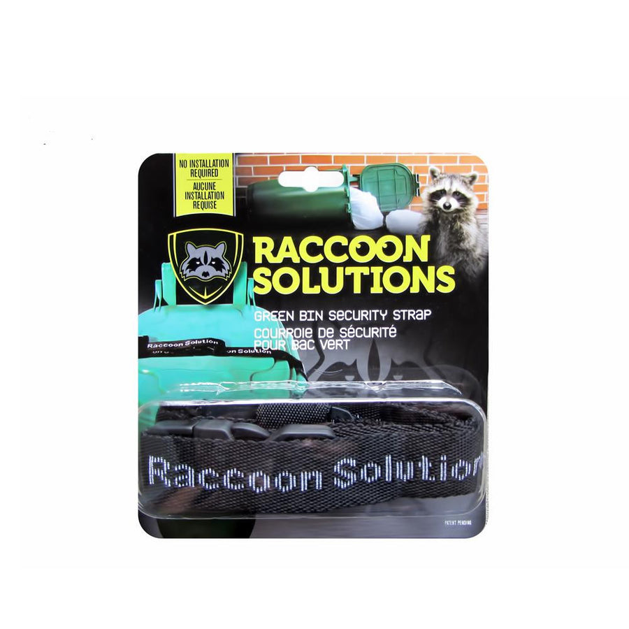 Raccoon Solutions for Green Grabage Bin
