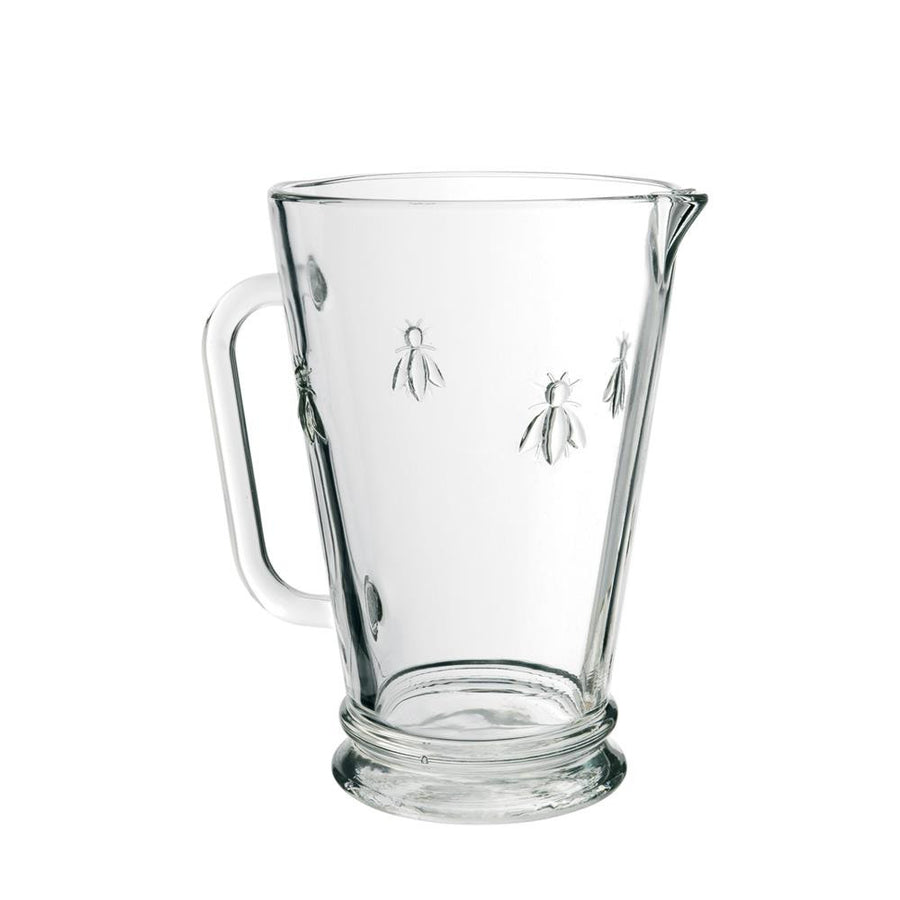 La Rochere Bee Glass Pitcher