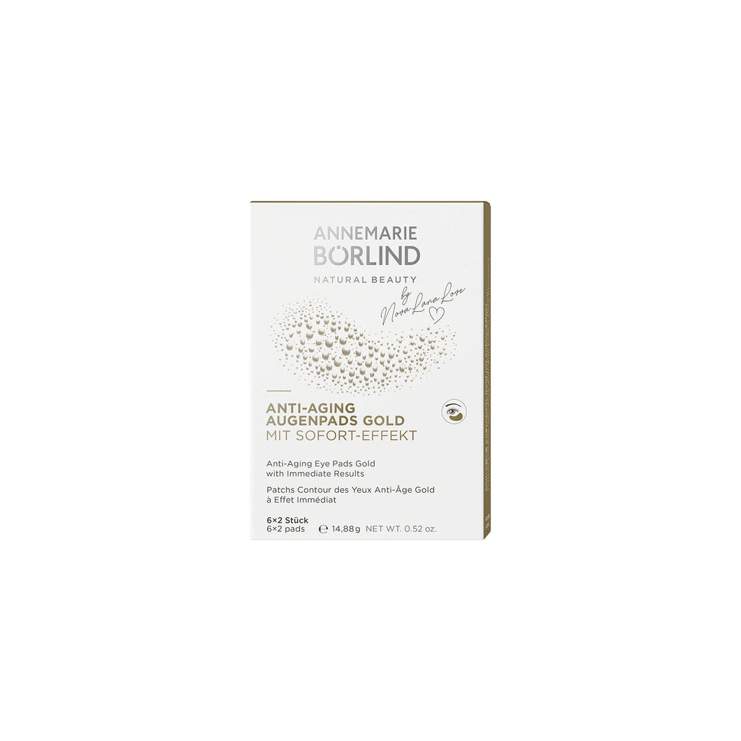 Special Care, Anti-Aging Eye Pads Gold (Limited Edition)