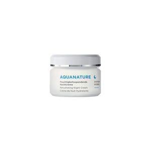 Annemarie Börlind Aquanature, Night Cream