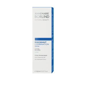 Annemarie Börlind Combination Skin, Mild Cleansing Gel