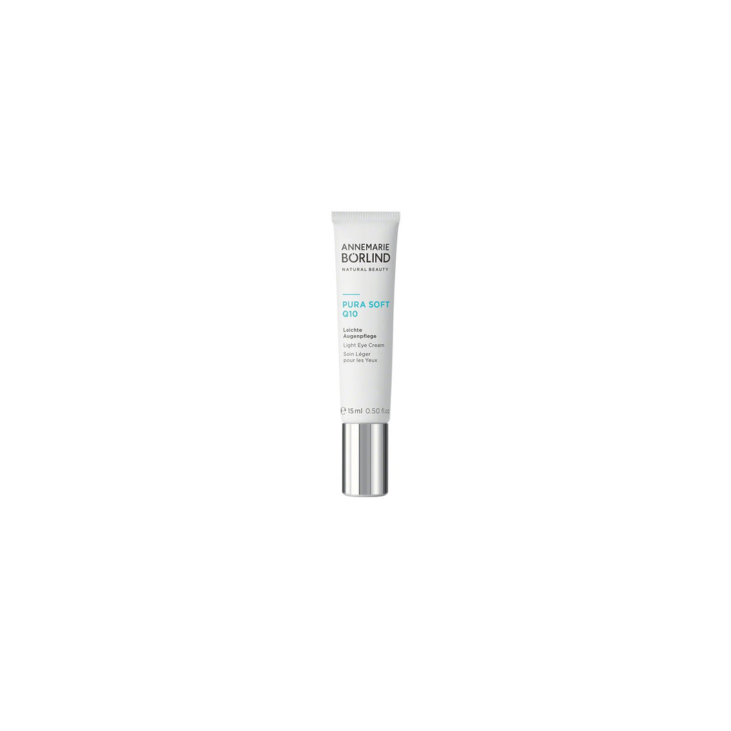 Annemarie Börlind Special Care, Eyecare, Pura Soft Q10 Light Eye Cream