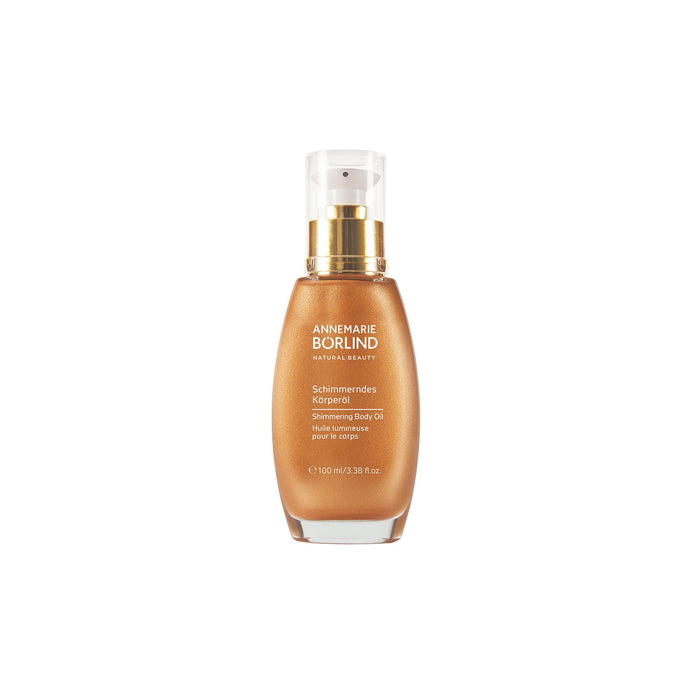 Annemarie Börlind Sun Care, Shimmering Body Oil