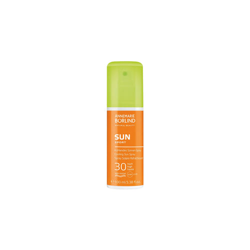Annemarie Börlind Sun Care, Sun Sport, Cooling Spray SPF 30