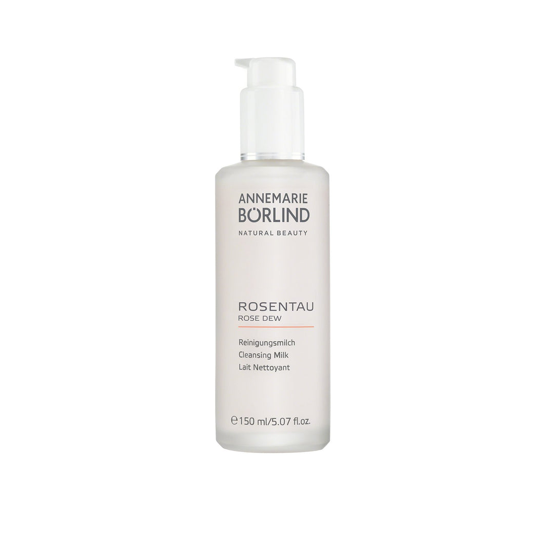 Annemarie Börlind Rose Dew, Cleansing Milk