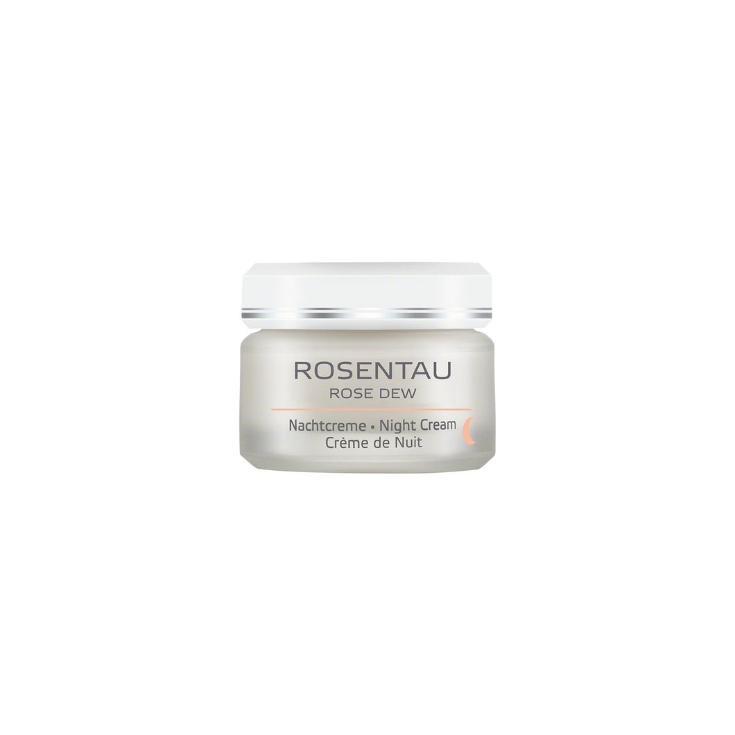 Annemarie Börlind Rose Dew, Night Cream