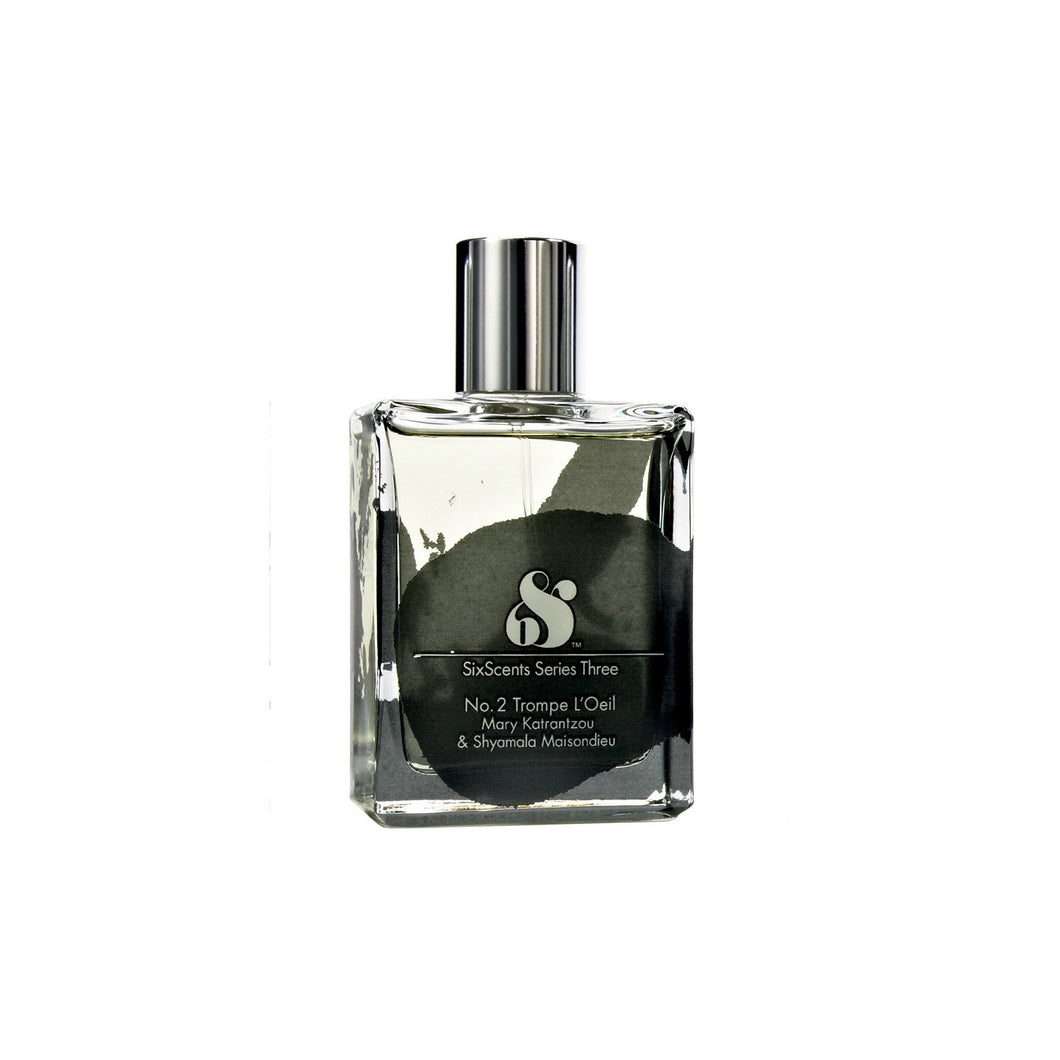 Six Scents No.2 Mary Katrantzou - Trompe L'Oeil