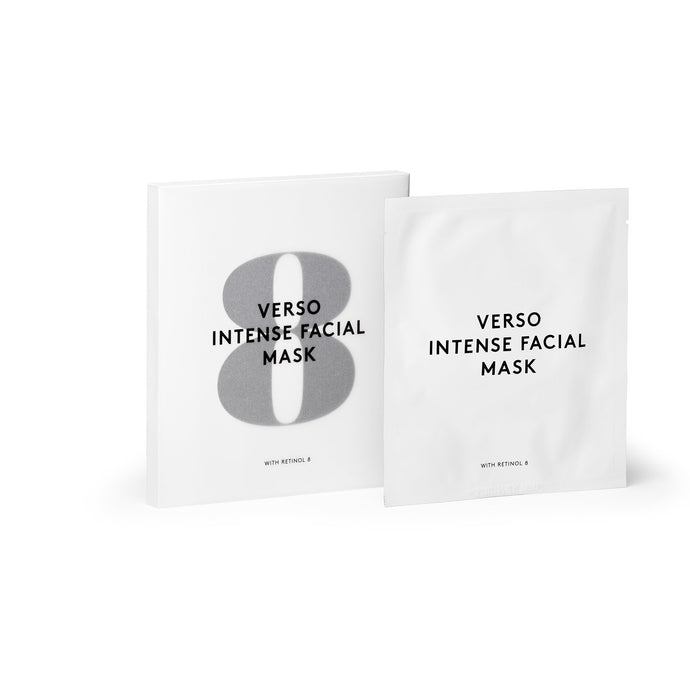 VERSO Intense Facial Mask Single