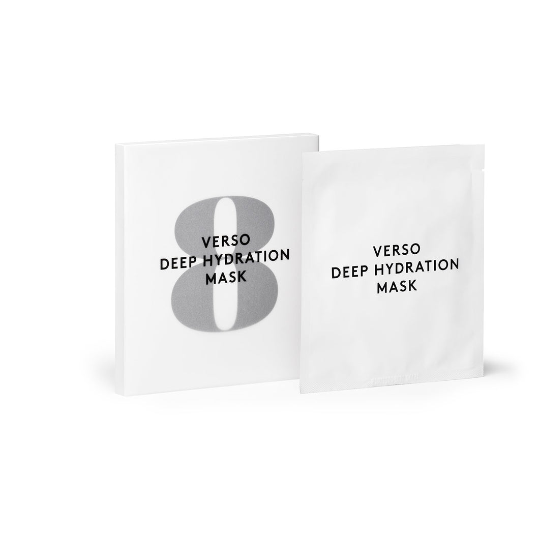 VERSO Deep Hydration Mask Single