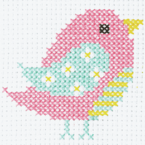 Bird - Anchor 1st Counted Cross Stitch Kit 3690000\10024