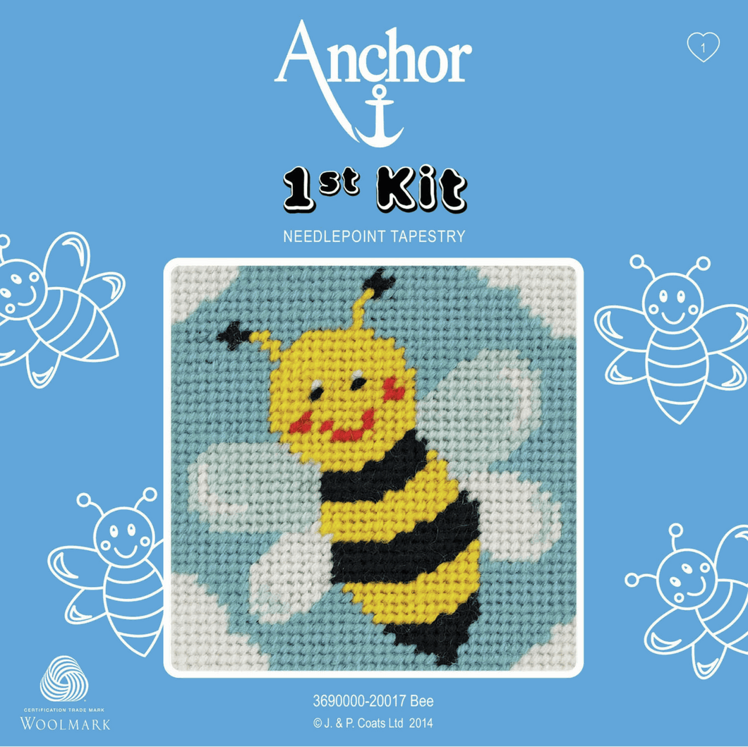 Bee -  Anchor 1st Tapestry Kit 3690000\20017