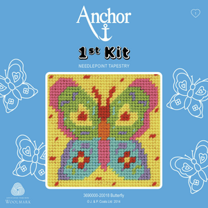 Butterfly  -  Anchor 1st Tapestry Kit 3690000\20018