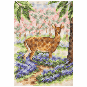 Deer - Anchor Cross Stitch Kit AK138