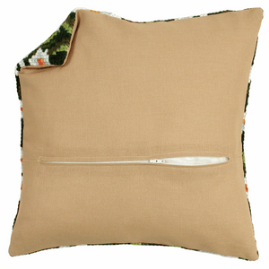 "Cushion Back With Zipper  45 x 45cm (18"" x18"") - Natural  PN-0021054"