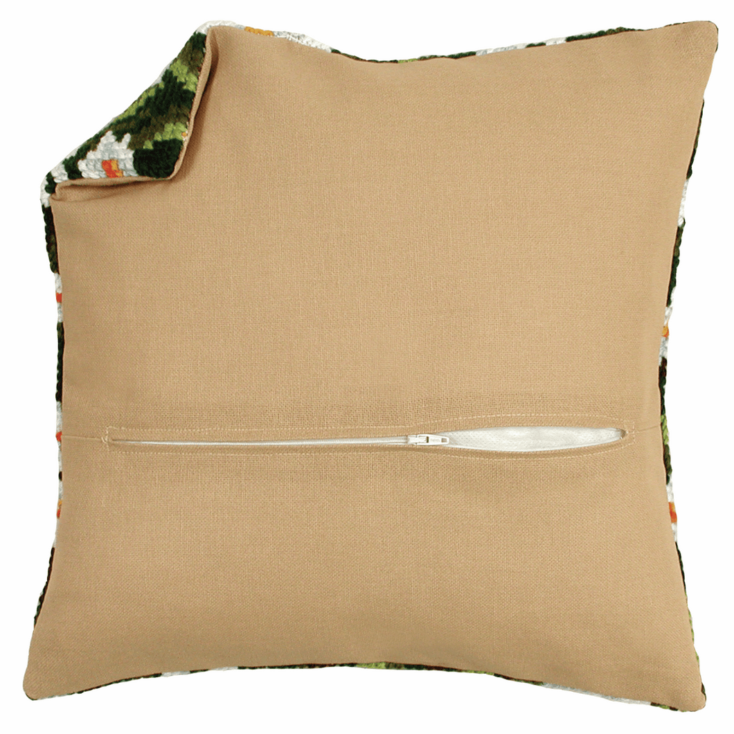 Cushion Back With Zipper  45 x 45cm (18