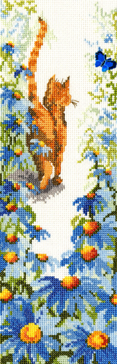 Follow Me 2 of Cats - Bothy Threads Cross Stitch Kit XFM2