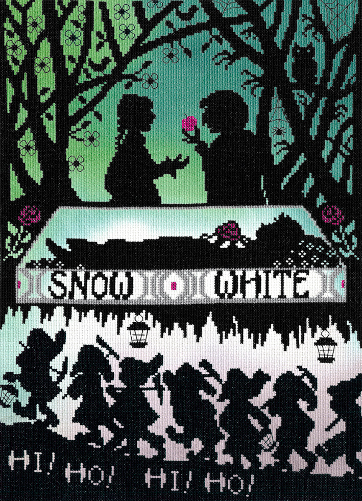 Snow White  - Bothy Threads Cross Stitch Kit XFT12P