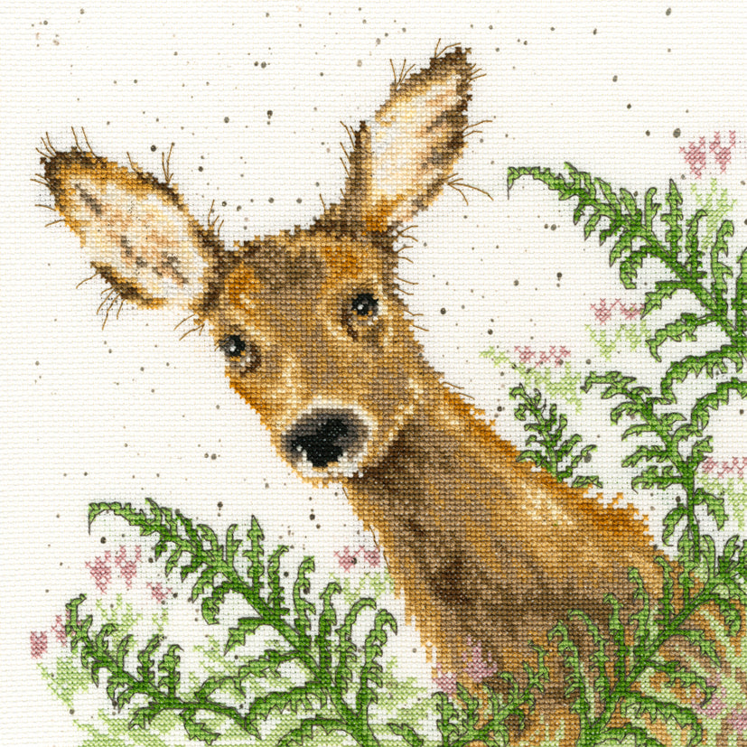 Doe a Deer - Bothy Threads Cross Stitch Kit XHD32