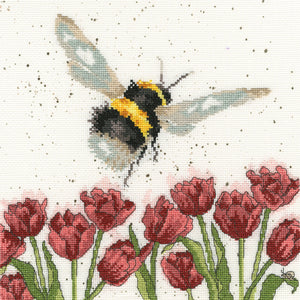 Flight Of The Bumblebee - Bothy Threads Cross Stitch Kit XHD41