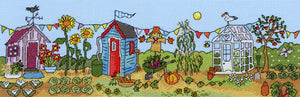 Allotment Fun  - Bothy Threads Cross Stitch Kit XJR21