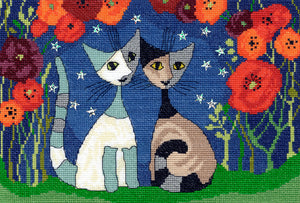 Poppy Nights -Bothy Threads Cross Stitch Kit XRW2