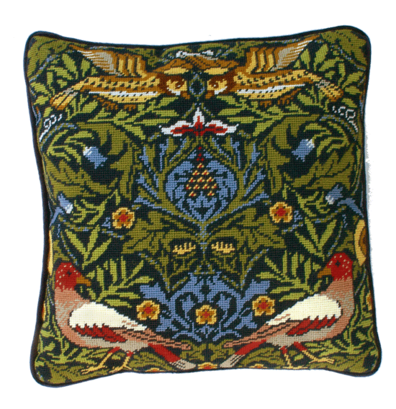 Bird - William Morris Tapestry -  Bothy Threads Kit TAC2