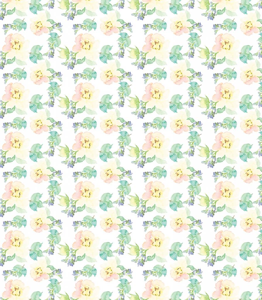 Craft Consortium First Bloom Decoupage Papers CCDECP251