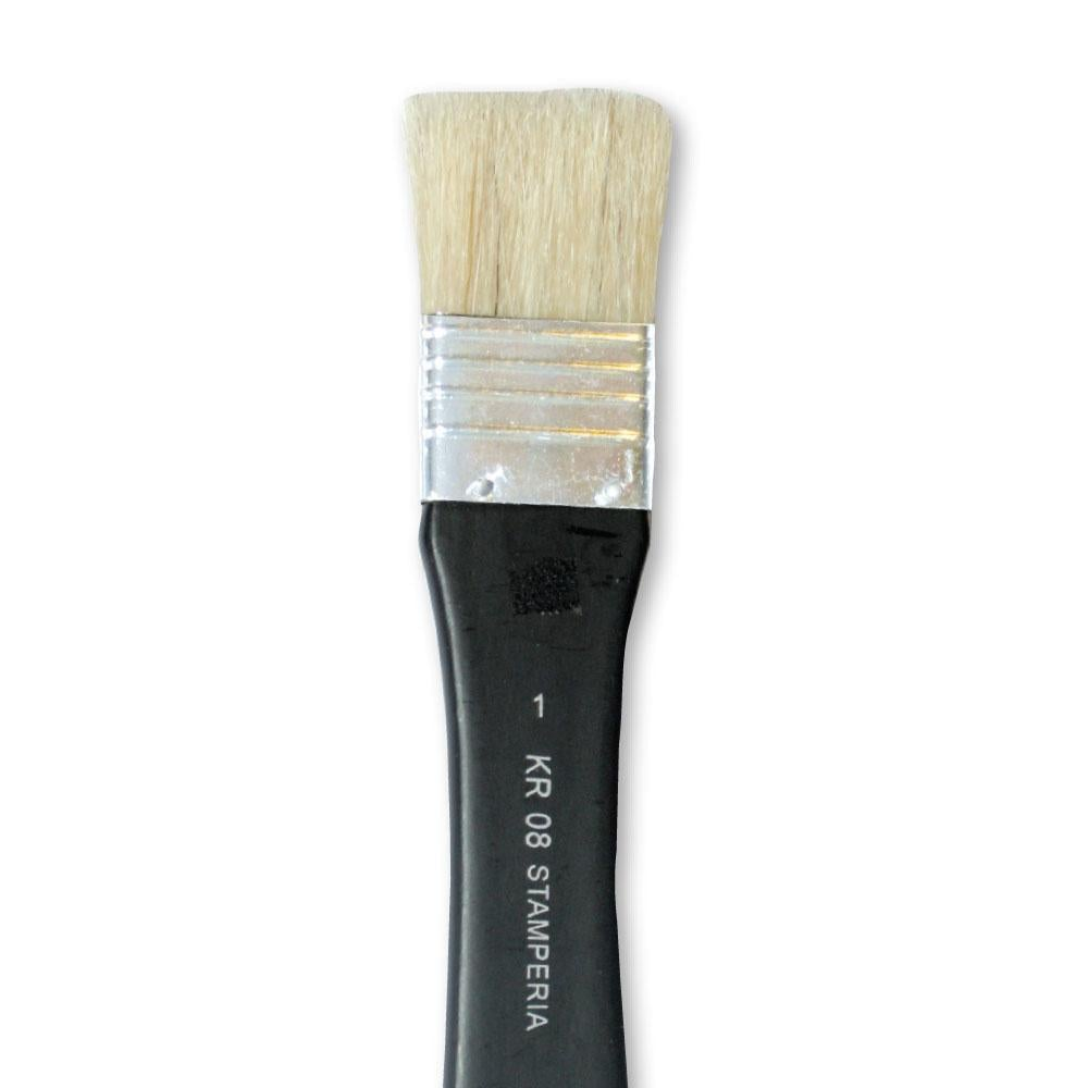 Stamperia Flat Head Brush No.1 (KR08)