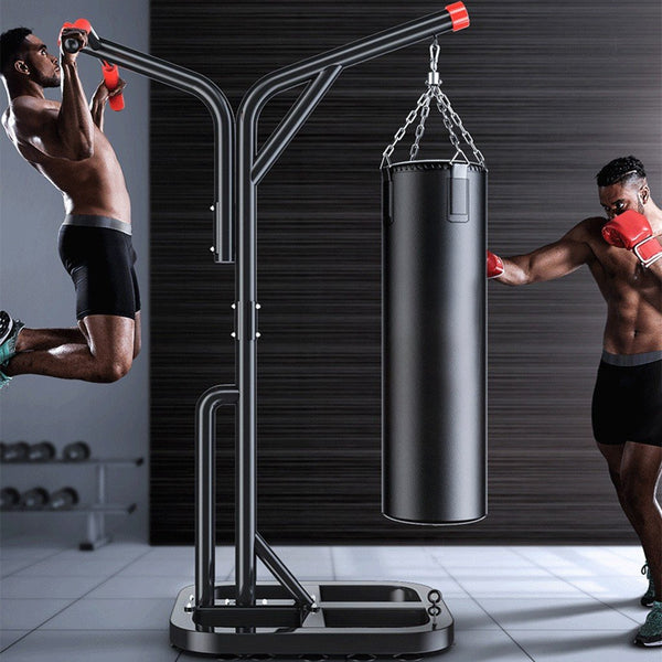 Multifunctional pull-up equipment