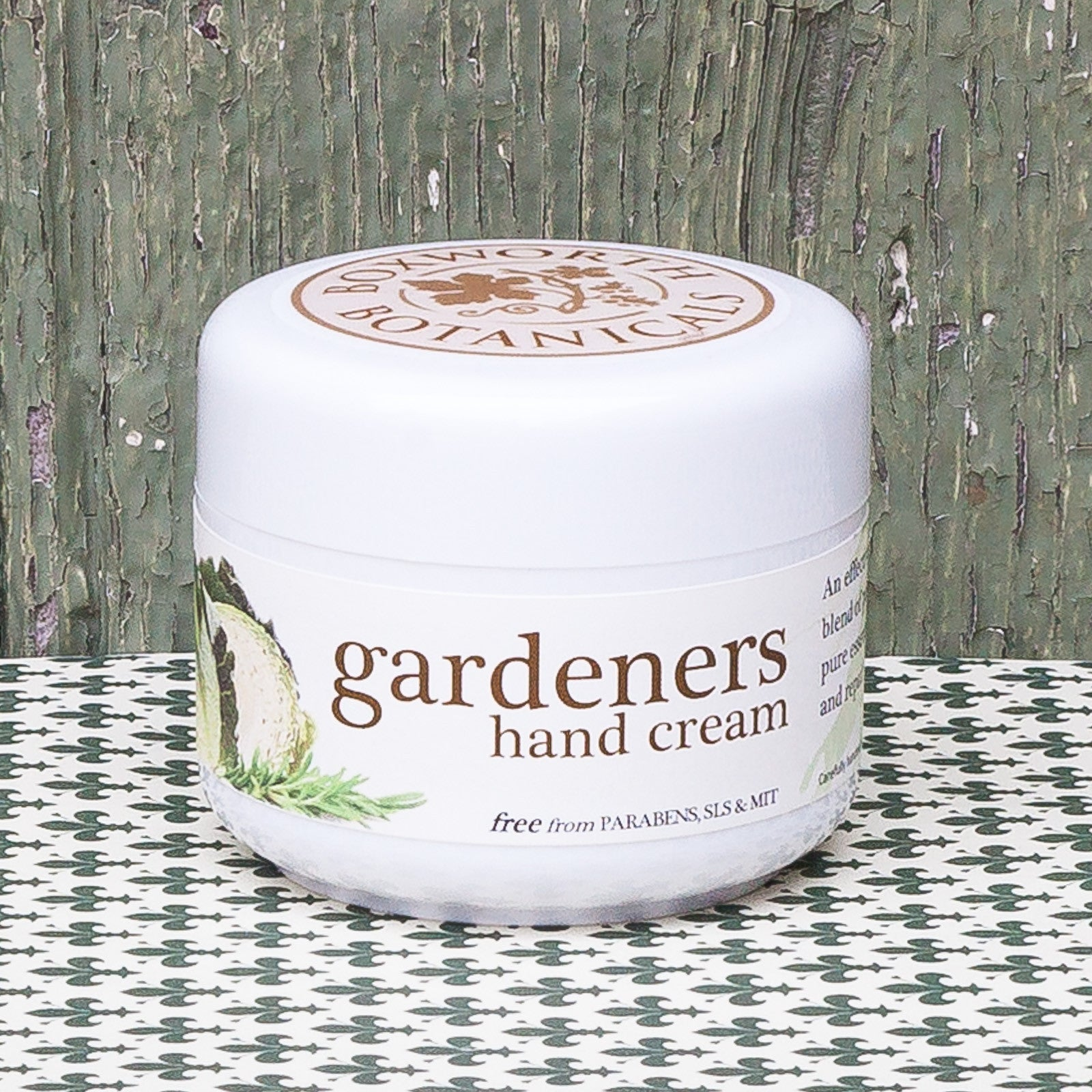 Gardeners Hand Cream - A Must Have For Dry Hands